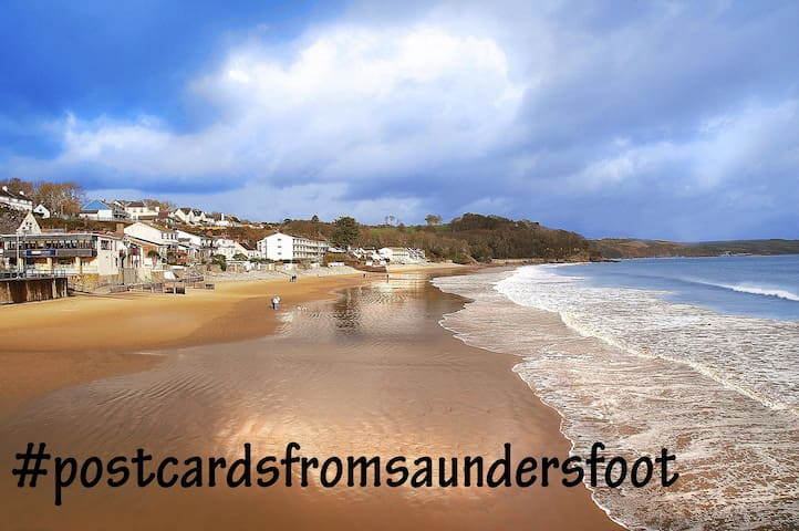 Luxury Boutique Family Holiday Home close to beach - Saundersfoot