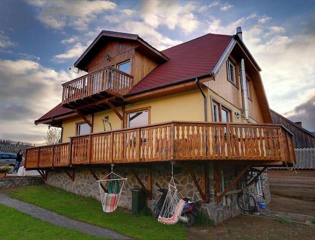 Mountain Cabin with amazing view - Fundata - Apartamento