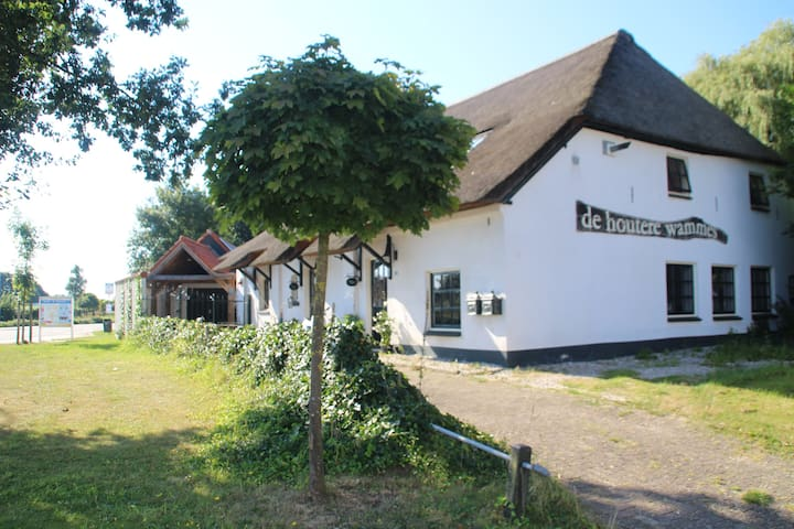 2 Person room Luxury characteristic Farm House - Wijchen - Pousada