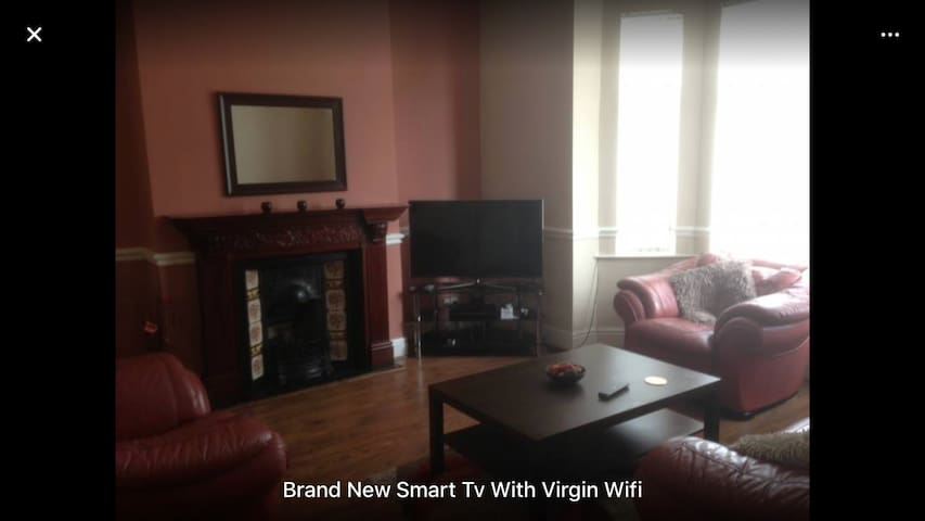 1 luxury furnished bedroom - Newton-le-Willows - Maison