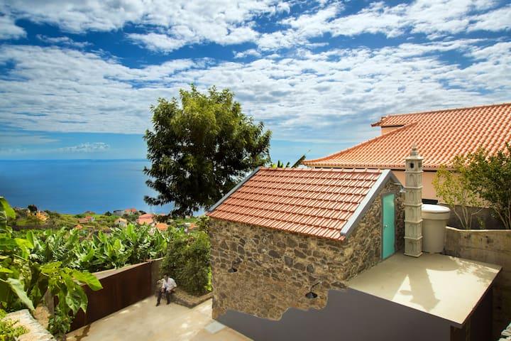 Quinta do Esmeraldo - Ponta do Sol - 別荘