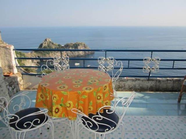 Apartment Aquamarino with pool - Conca dei Marini - Villa