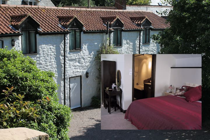 Old Brewery House, Redbrook (The Red Room) - Redbrook - Appartement