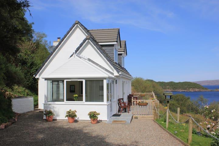 Craig Cottage, Kenmore, Nr. Applecross IV54 8XH - Shieldaig - Casa