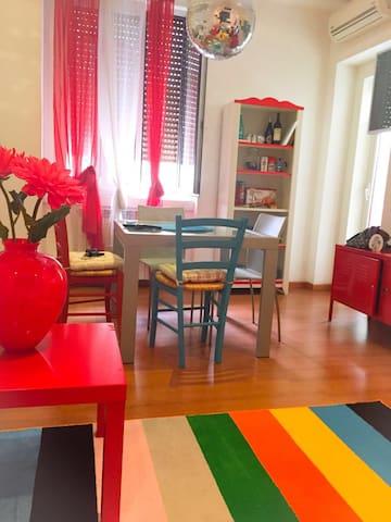 La Kasa dei colori - Trieste - Apartmen