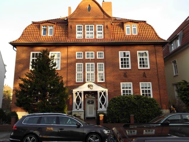 Naturstadtvilla - 希爾德斯海姆(Hildesheim) - 公寓