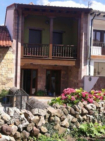 """Apart. """"El Balcón de Irene"""" o """"Mirador de Irati"""". - Barrio de Arriba - Appartement"""