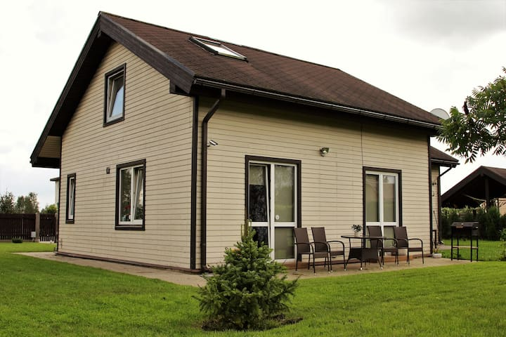 Wonderful PRIVATE HOUSE - Jaunolaine - Huis