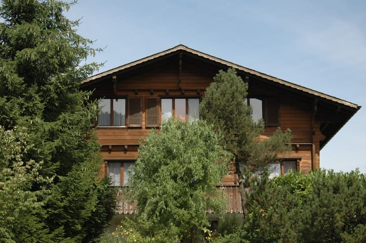 Wohnen im Einfamilienhaus im grünen - Ebikon