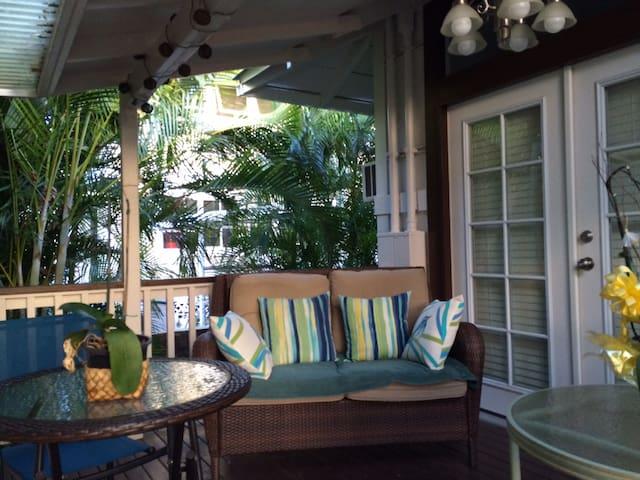 """Gem in Paradise - a serene """"hide-away"""" - Honolulu - Bed & Breakfast"""