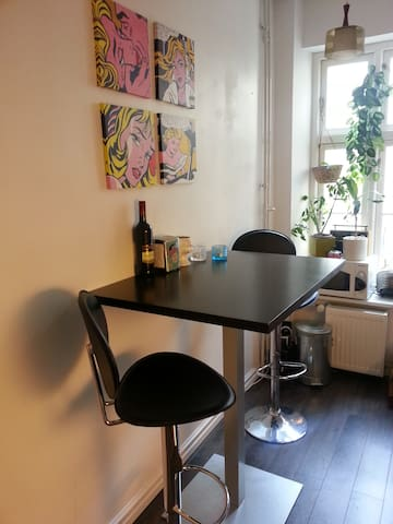Apartment in the heart of Malmö - 馬爾默 - 公寓