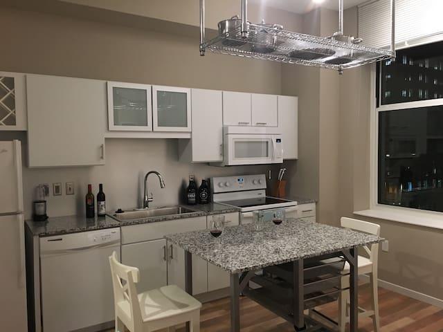 Downtown Luxury Apartment - Minneapolis - Leilighet