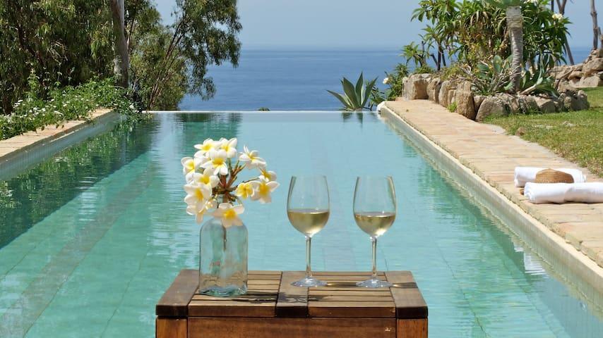 ALBAIDA 4, un balcón al Mediterráneo - Lagos - Hus