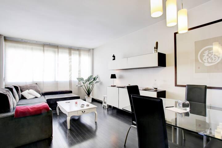 Downtown apartment near the beach and Gibraltar - La Linea de la Concepción - Apartmen
