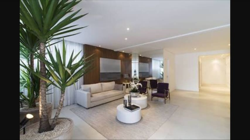New and modern apartment in the city center! - Campinas - Departamento