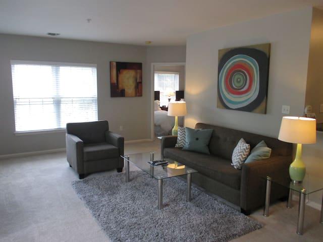 Lux 2BR Westwood NJ Apt - Westwood - Apartament