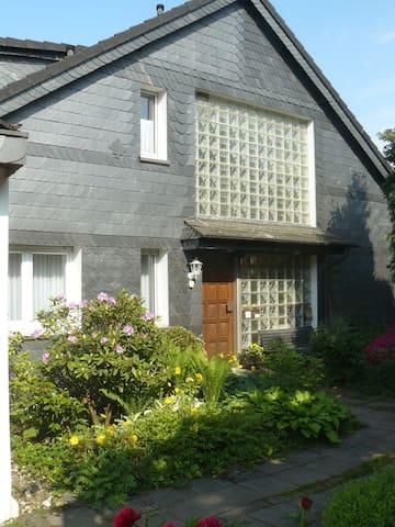 Perfekte100-m²Komfort-Ferienwohnung - Wermelskirchen - Departamento