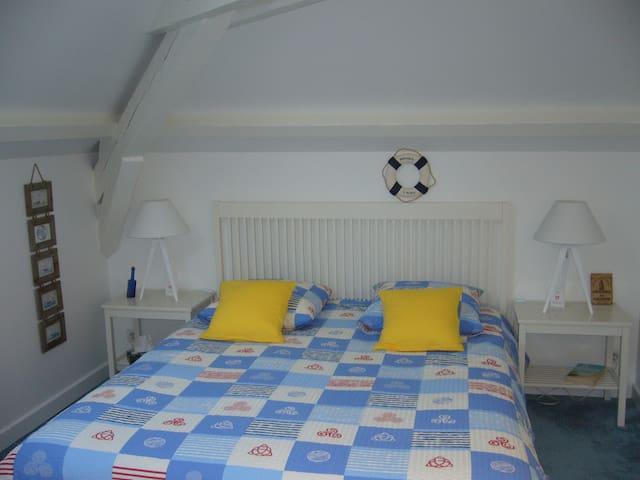 ARVI-PA / Ker Nath'y sur lit de 160 - Arbin - Casa de huéspedes