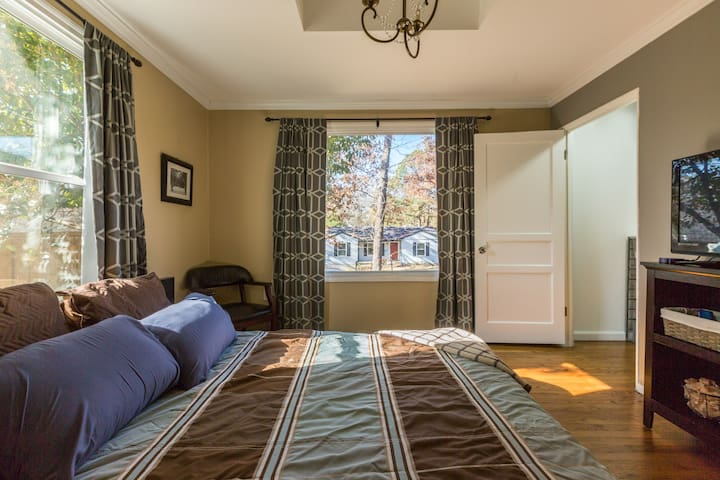 Pet-Friendly Private Bedroom in Great Location - Little Rock - Casa