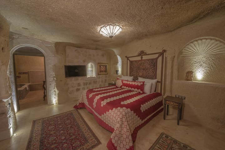 Deluxe Room (Bathtub, Hammam + Breakfast For 2) - Ortahisar