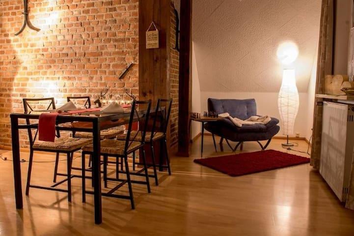romantic flat - Schwandorf - Huis