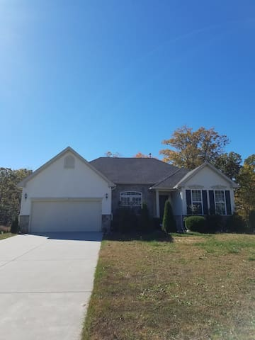Spacious house - close to the beach - Middle Township - Hus