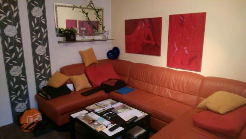 Zentral liegende 2 Zimmer Wohnung am Wohltberg - Wolfsburg - Pis