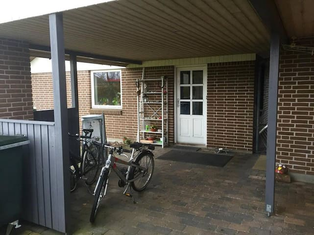 Cosy private annex, 15 min from MCH & Boxen - Vildbjerg - Andre