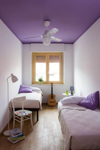 Arcobaleno B&B - Stanza Viola - San Benedetto del Tronto - Bed & Breakfast