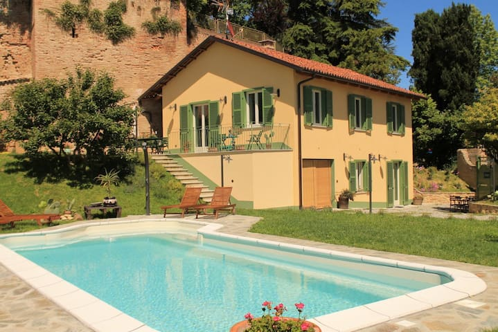 Panoramic accommodation in the hills. 5 people. - Montafia - Talo
