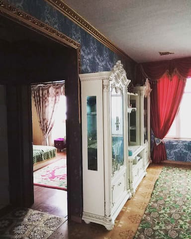 巴洛克式舒适整套房出租 欢迎旅途中的你 - 乌鲁木齐市 - Appartamento