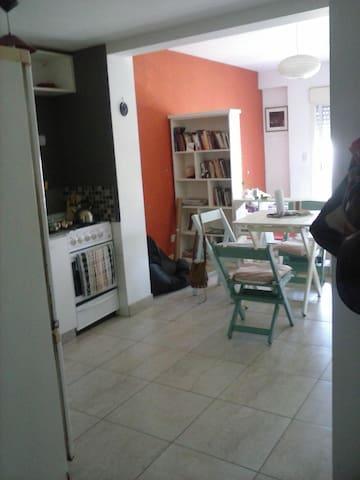 Departamento amplio y luminoso - Buenos Aires - Daire