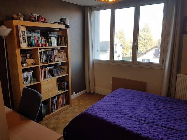 Chambre privée à Bretigny Sur Orge 35 min de Paris - Brétigny-sur-Orge - Lägenhet