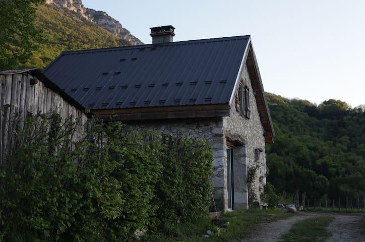 Maison de montagne en Chartreuse - Le Touvet - Casa