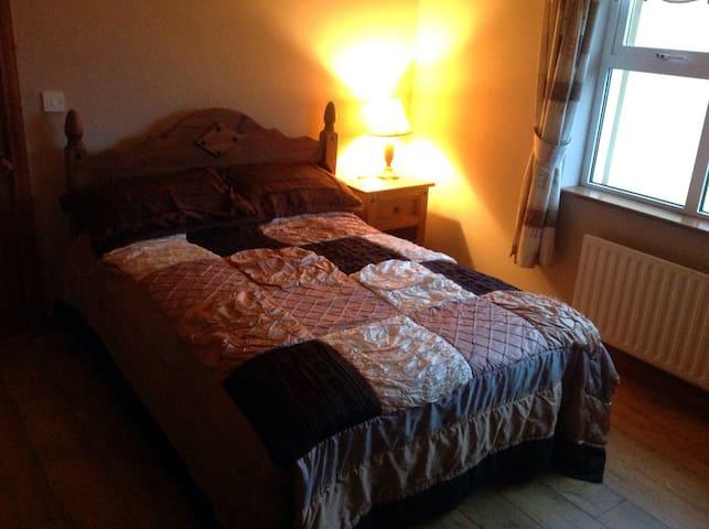Cosy 2 double bed apartment - Ennis - Leilighet