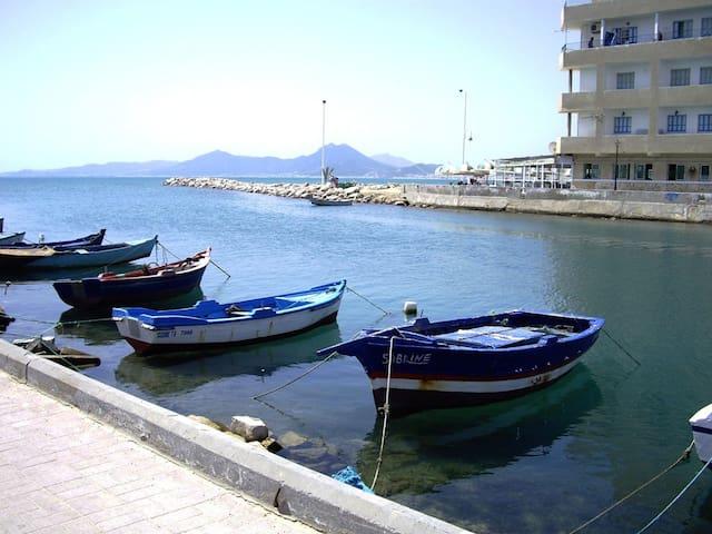 Appartement S+1 proche de la mer (Kheireddine) - Gouvernorat de Tunis - Leilighet