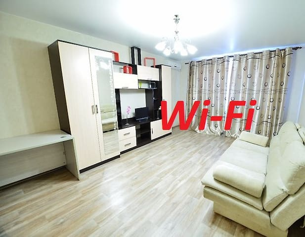 Фурманова 2а кв 42 ( Суворова ) - Khabarovsk - Apartment