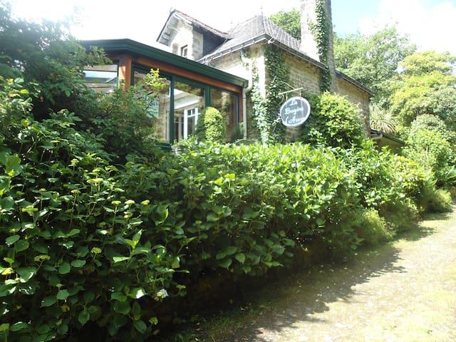 maison atypique propice au farniente - Langonnet - Hus