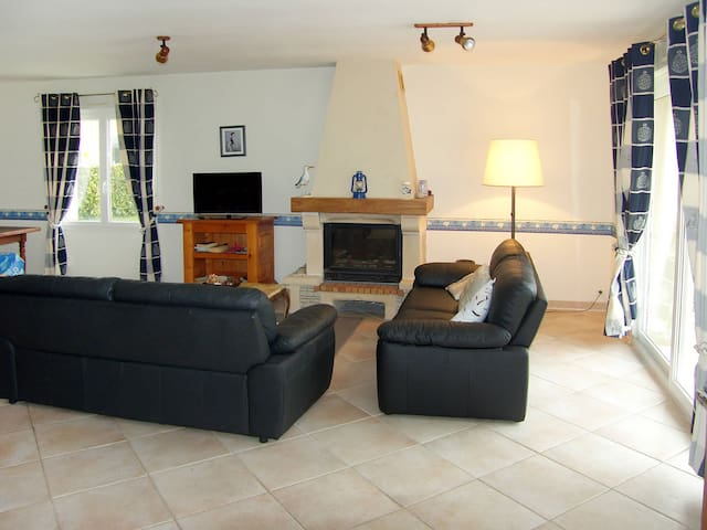Holiday home in St. Marcouf de l' Isle - Saint Marcouf de l'Isle - Huis