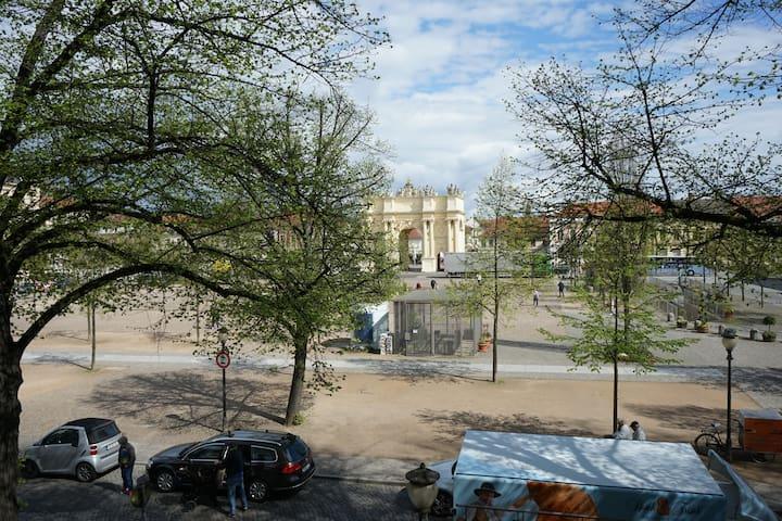 City Loft am Luisenplatz - Potsdam - Leilighet