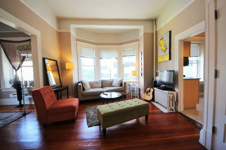 Charming Apt, VERY Central Location - Seattle - Lägenhet