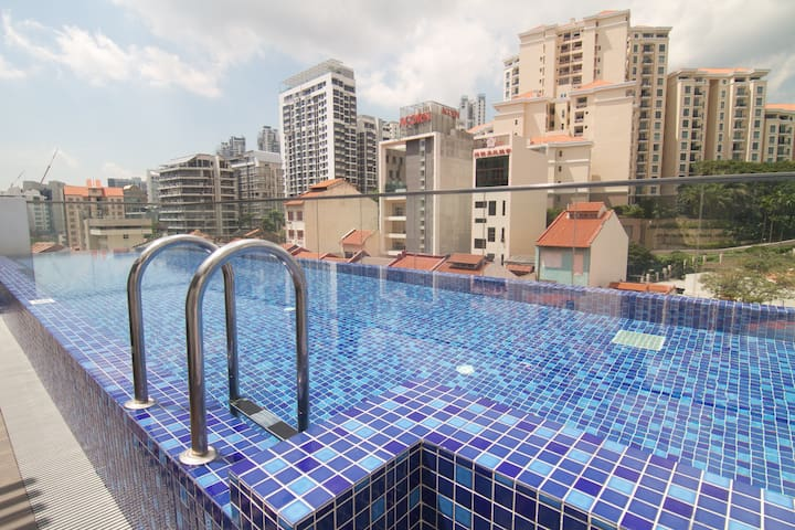 1 Bedroom Condo @ Clarke Quay - Singapore