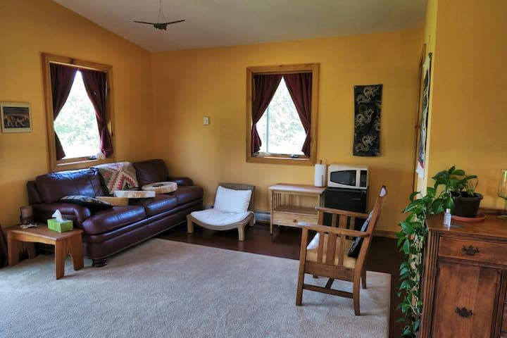 Peaceful studio near Ithaca - Newfield - Departamento