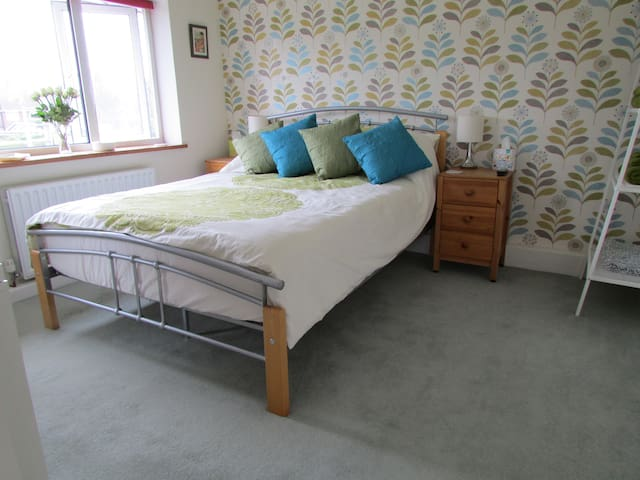 Double Room & Basic Breakfast - Long Eaton - Hus