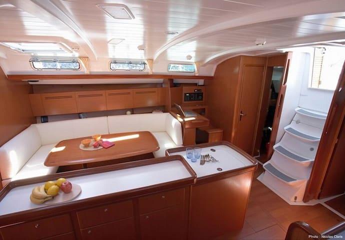 Splendida barca a vela nice sailboat 50 Feet - Pescara - Barco