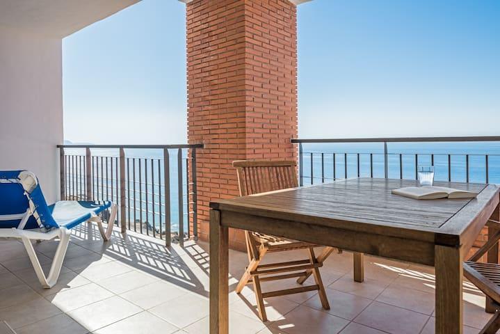 Luxury 2 bedroom apartment with sea views - Torrox - Appartamento