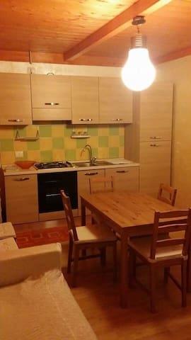 Vacanze in Abruzzo - Piano Croce-piano Valle - Appartement