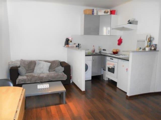 Appart CORTE Centre Ville - Corte - 公寓