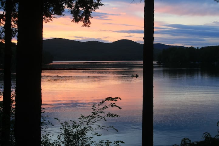 Adirondack House on Loon Lake - Честертаун - Дом
