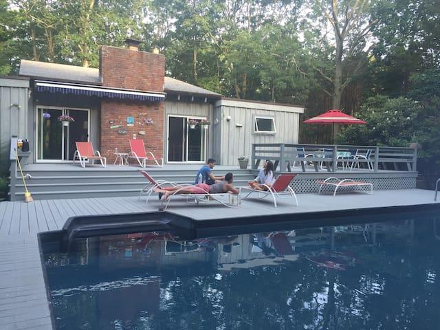 Summer House - East Hampton - Haus